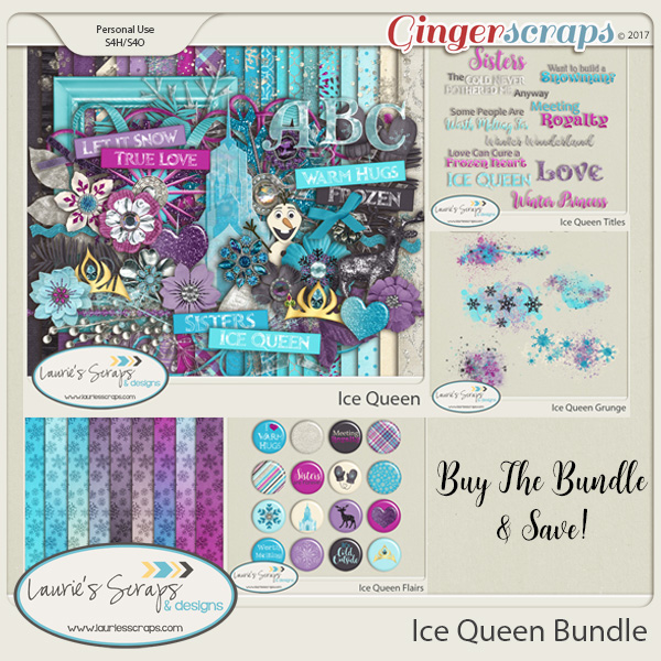Ice Queen Bundle