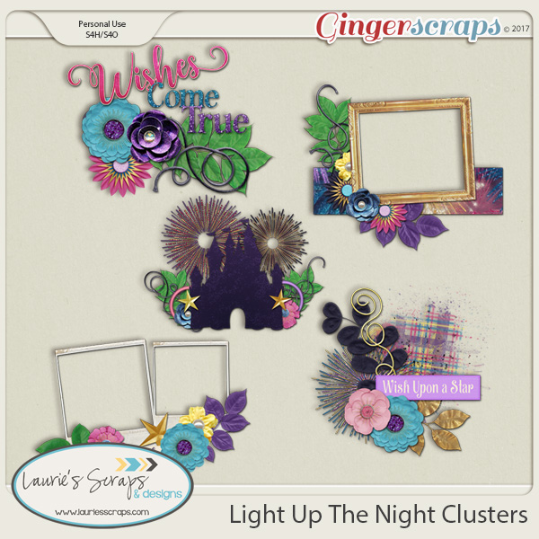 Light Up The Night Clusters