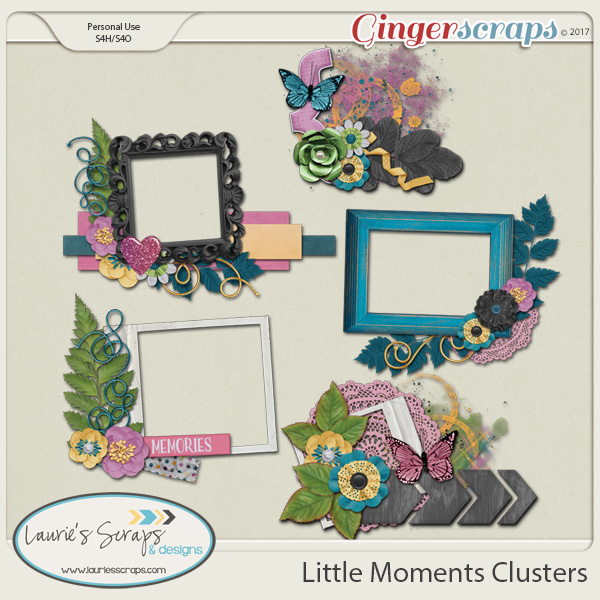 Little Moments Clusters