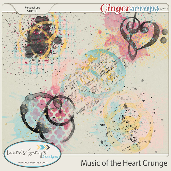 Music of the Heart Grunge
