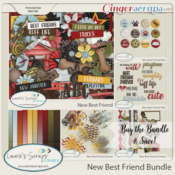 New Best Friend Bundle