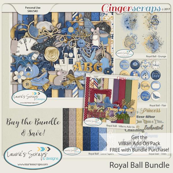 Royal Ball - Bundle