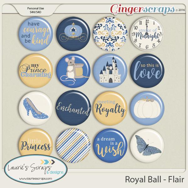 Royal Ball - Flairs