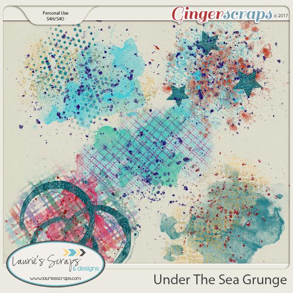 Under The Sea Grunge
