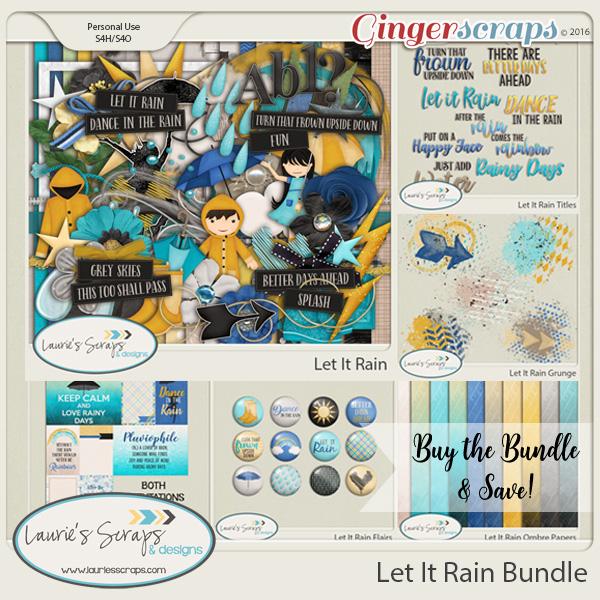 Let It Rain Bundle