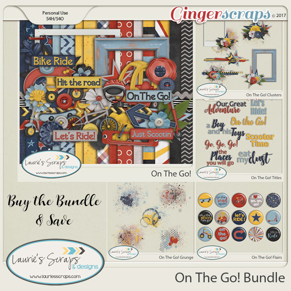 On The Go! Bundle
