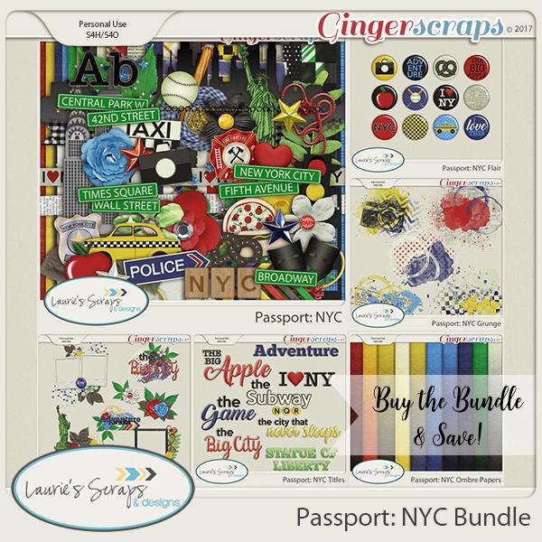 Passport: NYC Bundle