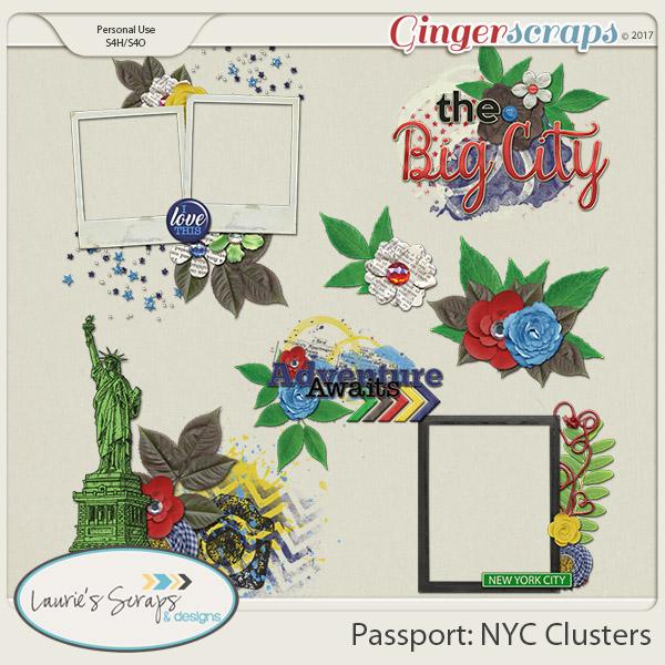 Passport: NYC Clusters