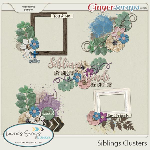 Siblings Clusters