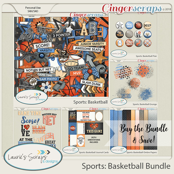Sports: Basketball Bundle