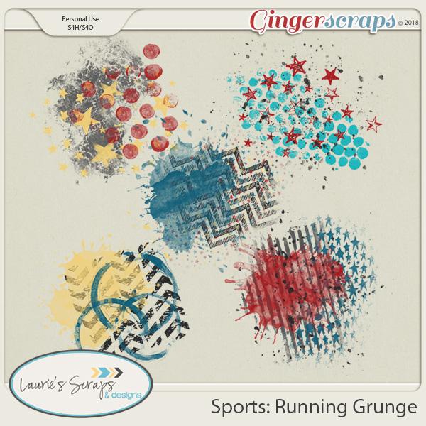 Sports: Running Grunge