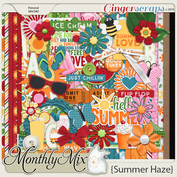 Monthly Mix: Summer Haze