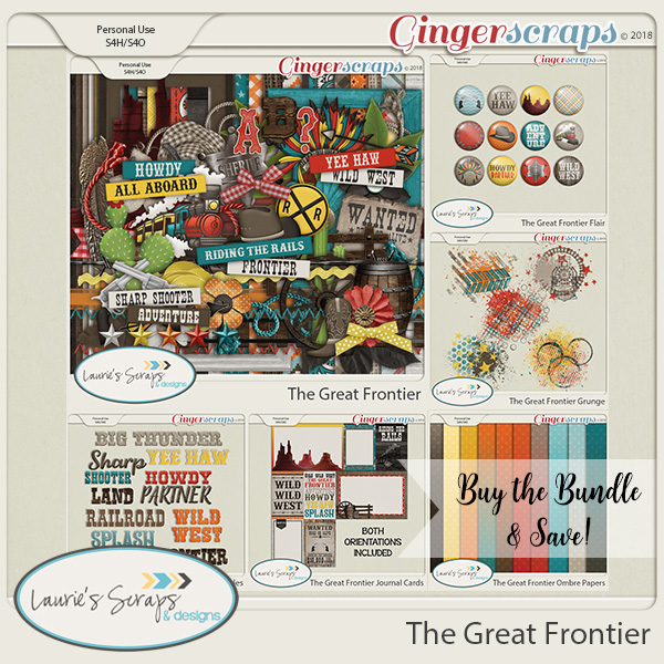 The Great Frontier Bundle