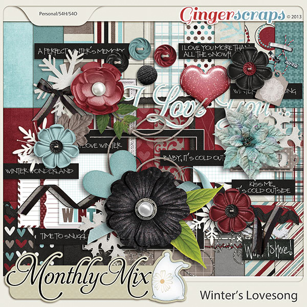 Monthly Mix: Winter's Lovesong