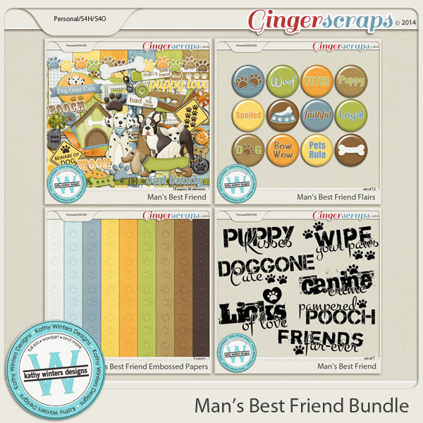 Man's Best Friend Bundle