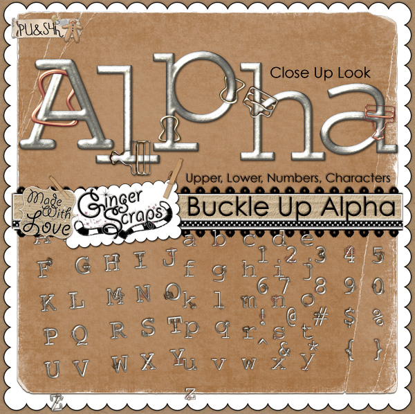 Buckle Up~Alpha