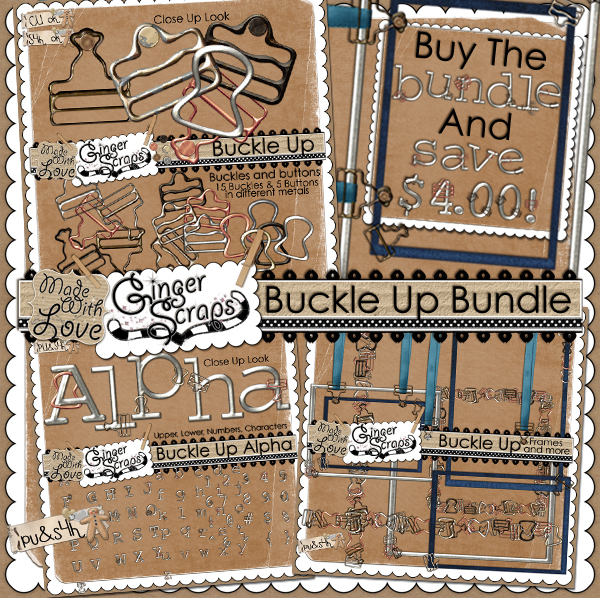 Buckle Up~ Bundle