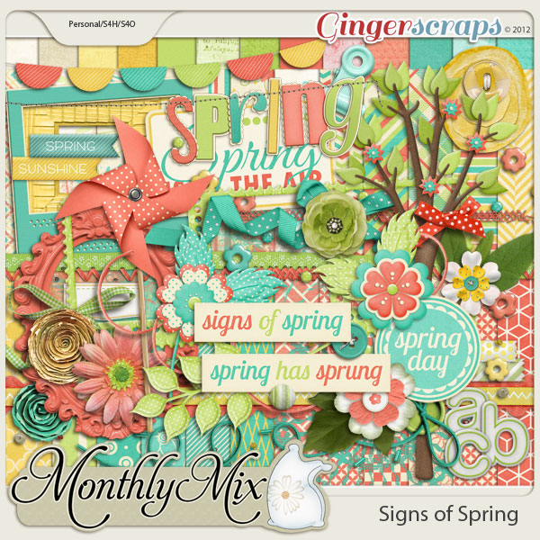 Monthly Mix: Signs of Spring