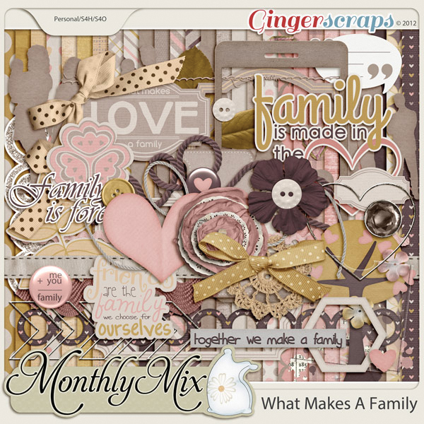 Monthly Mix: What Makes A Family