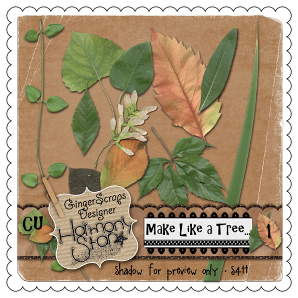 Make Like a Tree 1 CU