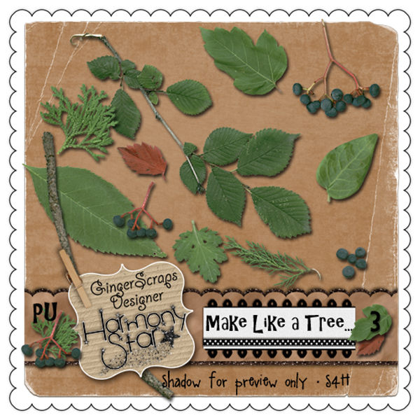 Make Like a Tree 3 PU