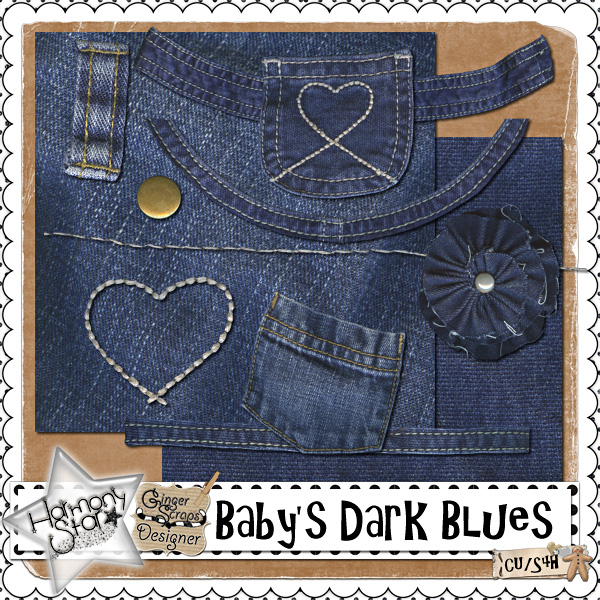 Baby's Dark Blues CU