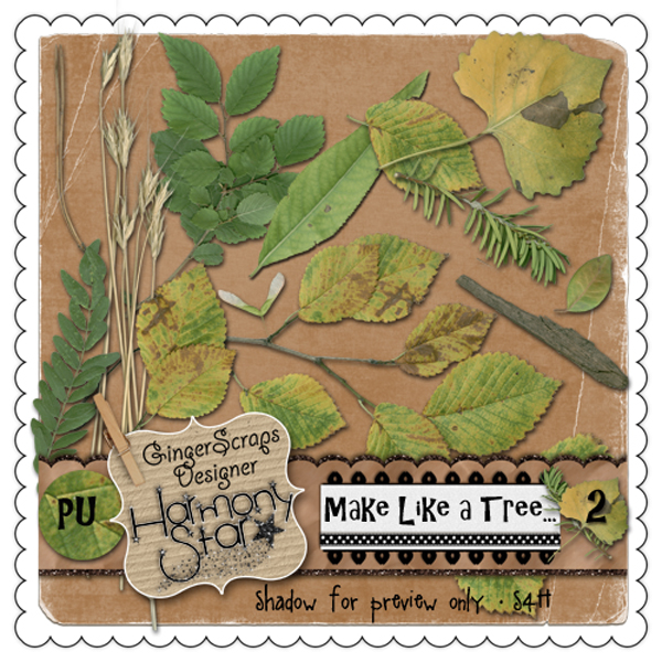 Make Like a Tree 2 PU
