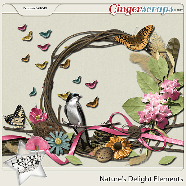 Nature's Delight Elements by Harmonystar
