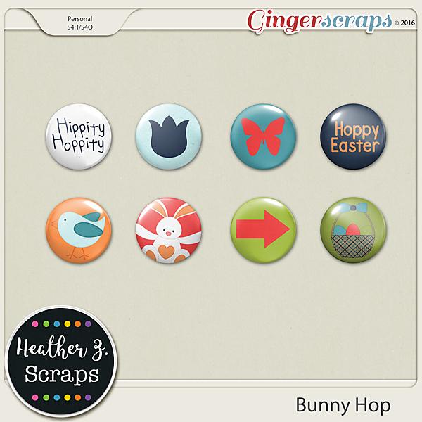 Bunny Hop {Flairs}
