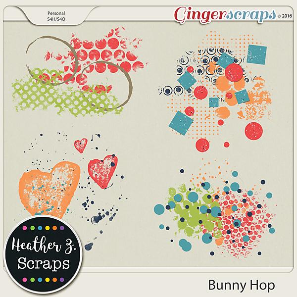 Bunny Hop {Paint}