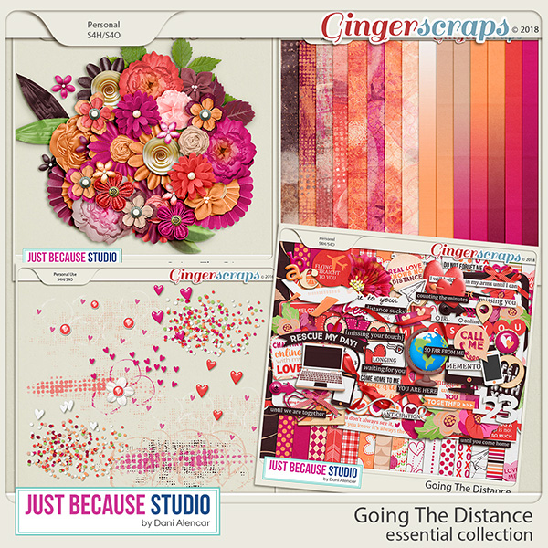 Going The Distance Essential Collection by JB Studio