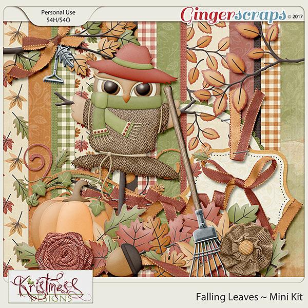 Falling Leaves Mini Kit