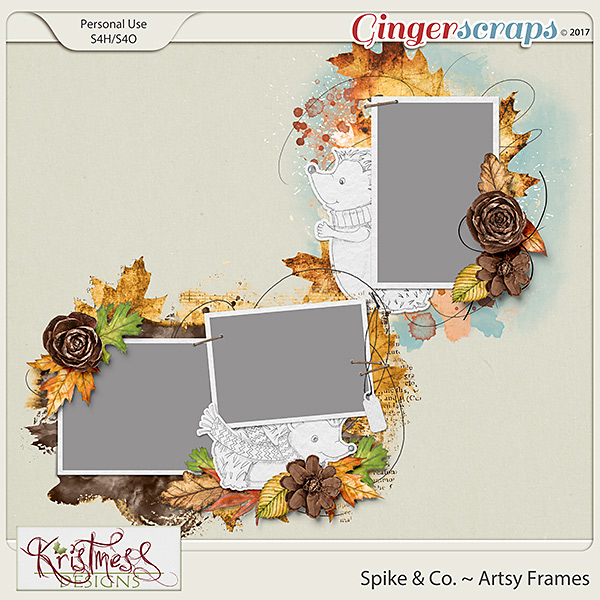 Spike & Co. Artsy Frames