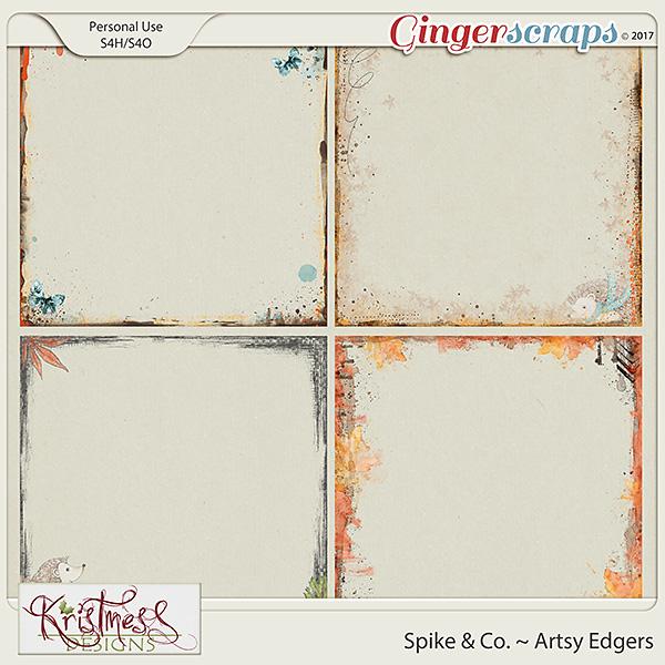 Spike & Co. Artsy Edgers