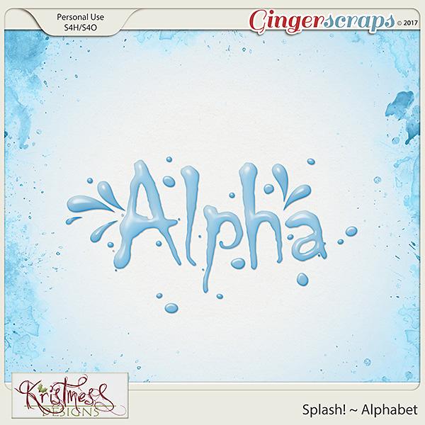 Splash! Alphabet
