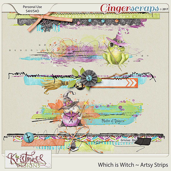 Which is Witch Artsy Strips