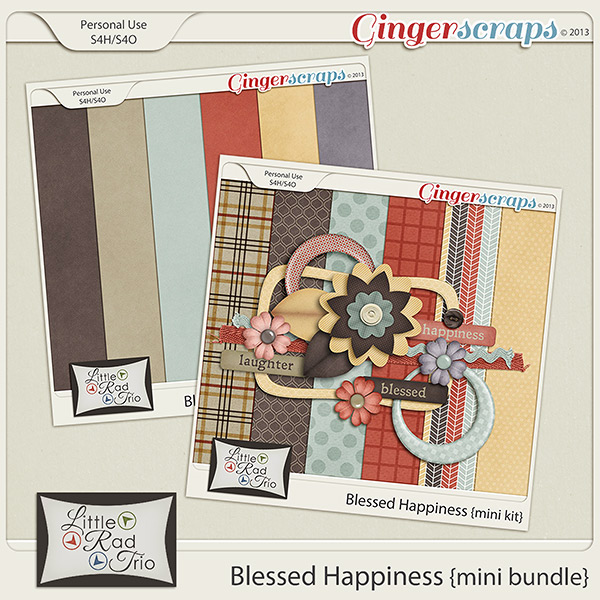 Blessed Happiness {mini bundle}
