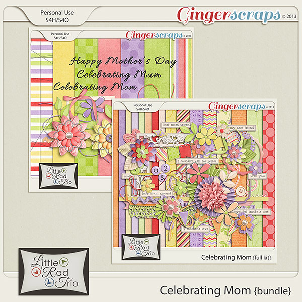 Celebrating Mom {bundle}