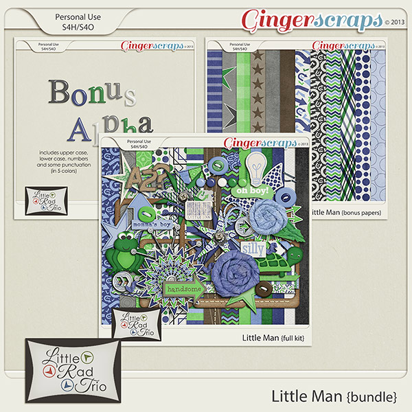 Little Man {bundle}