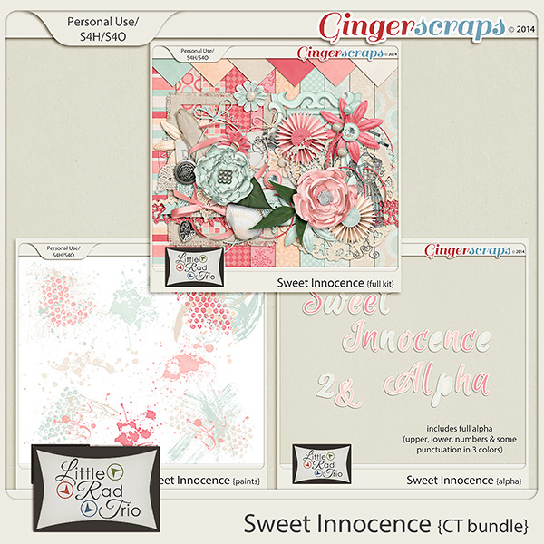 Sweet Innocence {CT bundle}