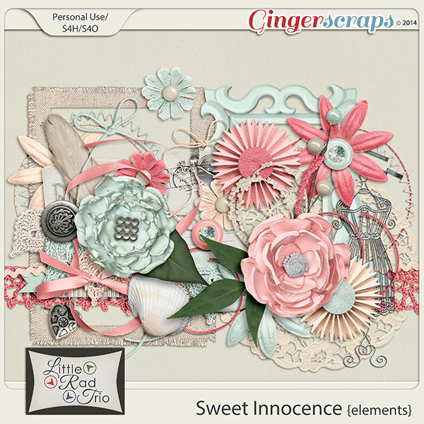 Sweet Innocence {elements}