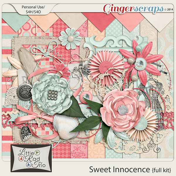 Sweet Innocence {full kit}