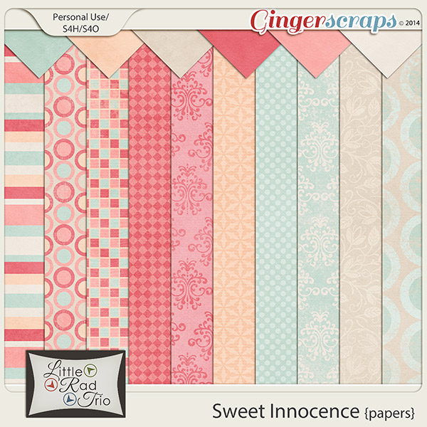 Sweet Innocence {papers}
