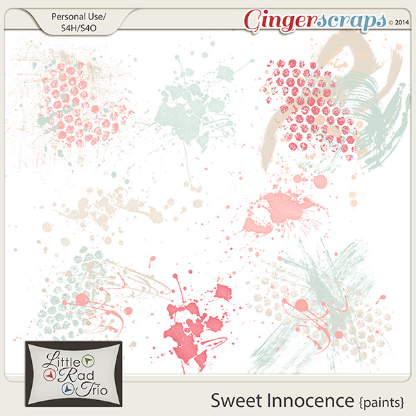 Sweet Innocence {paints}