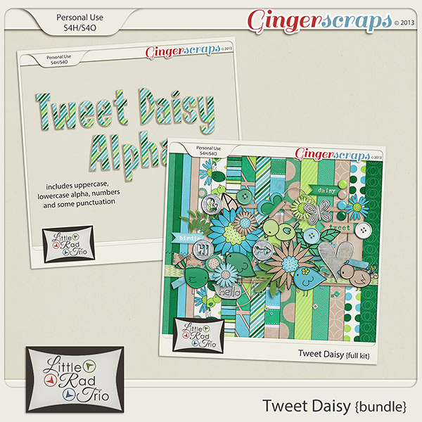 Tweet Daisy {bundle}
