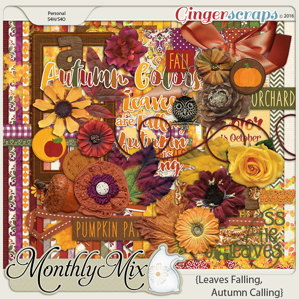 Monthly Mix: Leaves Falling, Autumn Calling