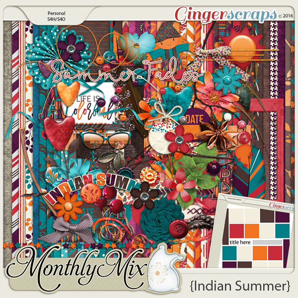 Monthly Mix: Indian Summer