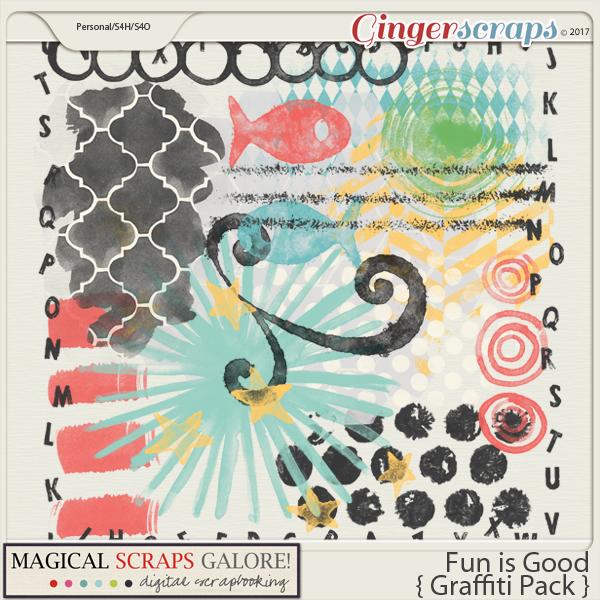 Fun is Good (graffiti pack)
