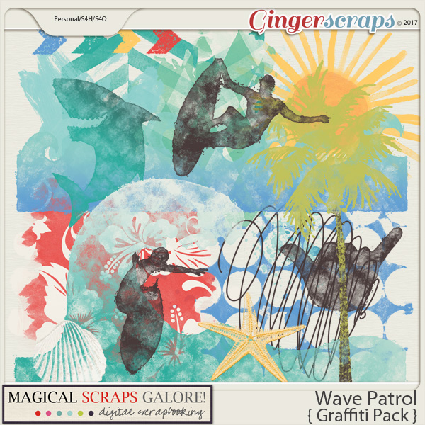 Wave Patrol (graffiti pack)
