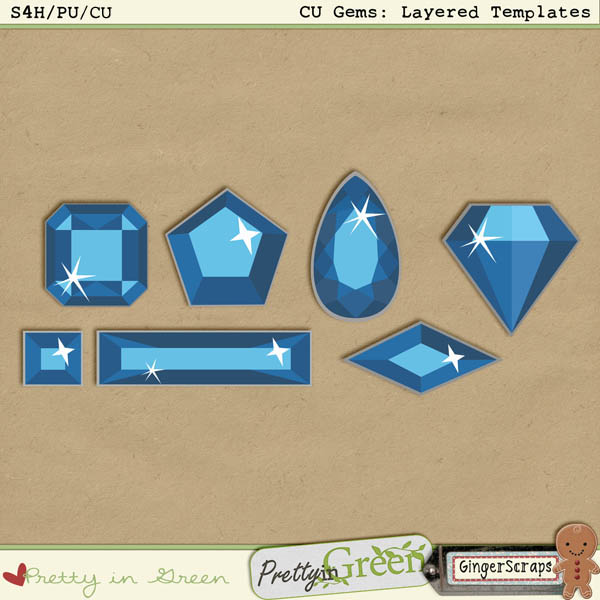 CU Gems: Layered Templates